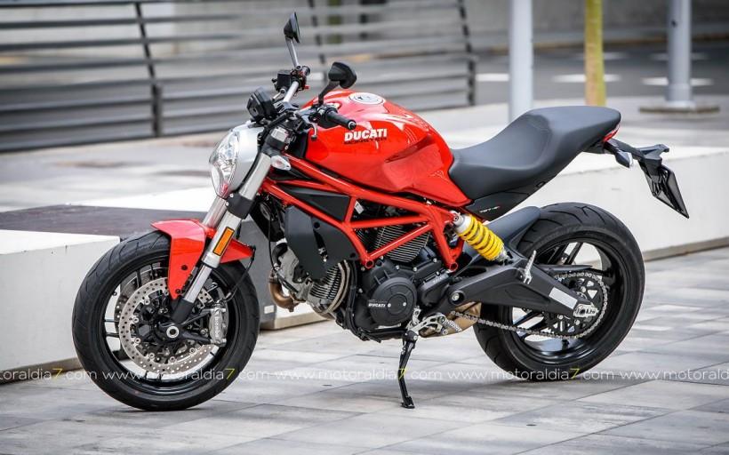 Ducati continúa su crecimiento en Canarias