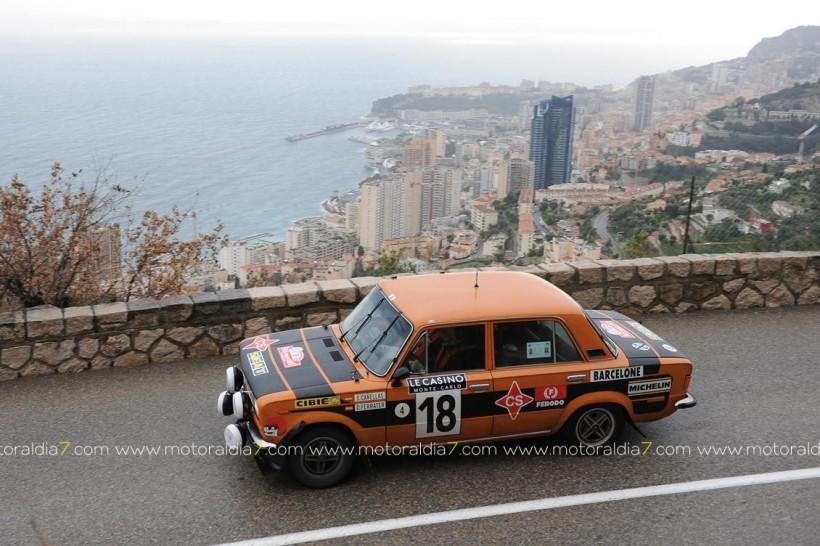 SEAT regresa al Rally Monte-Carlo Histórico