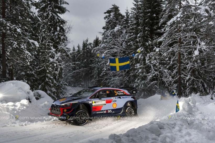 Hyundai manda en Suecia