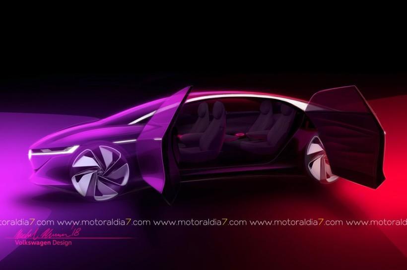 Conducción autónoma y 100% eléctrica, I.D. Vizzion