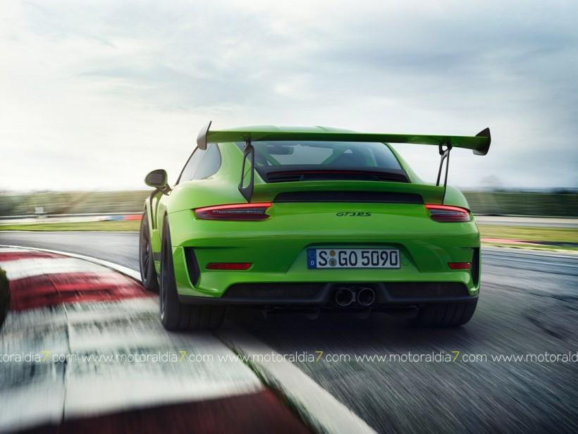 El 911 de serie más potente con motor atmosférico