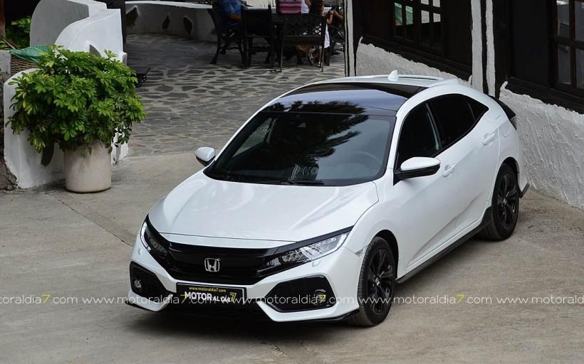 Vuelven los Hondays de Honda Canarias