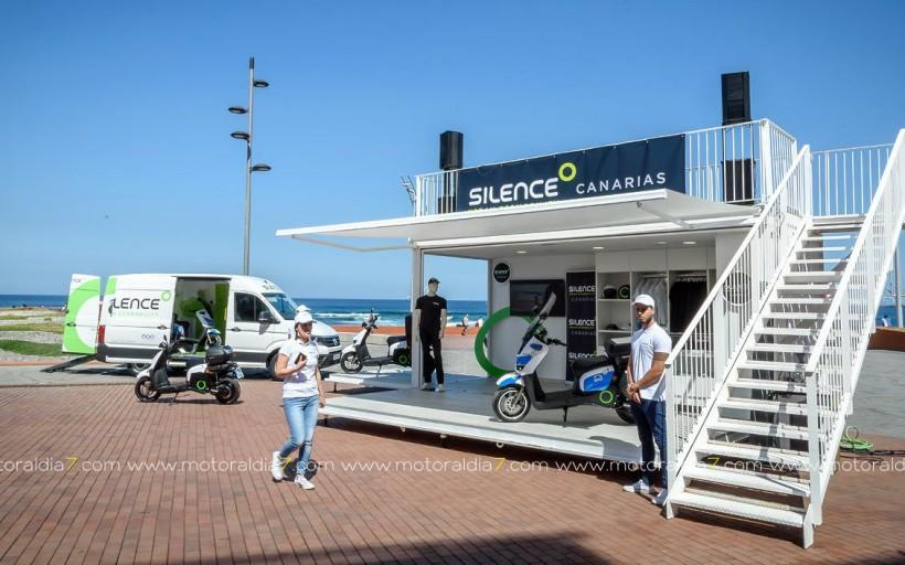 SILENCE Canarias se presenta en la provincia de Las Palmas
