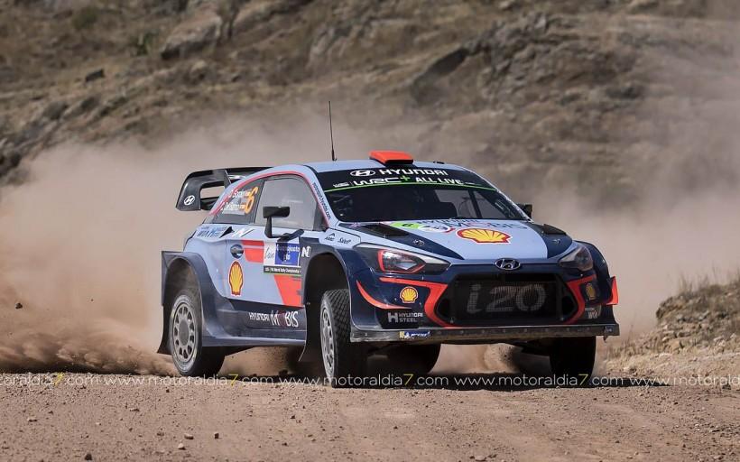 Ogier e Ingrassia ganaron y son líderes del WRC