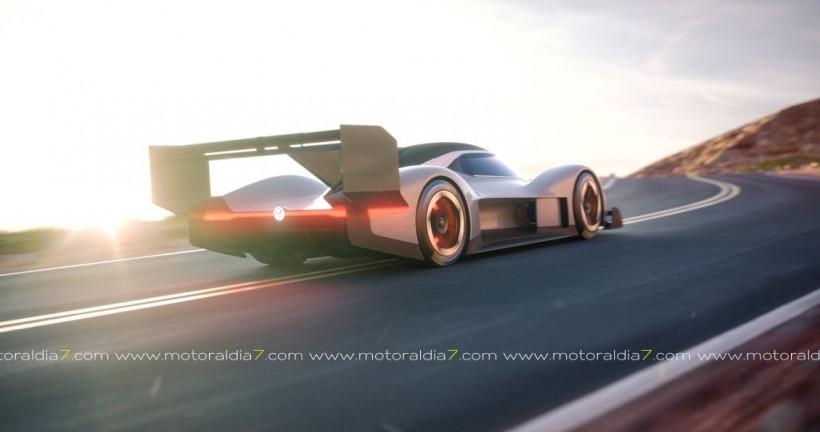 La apuesta eléctrica de VW en competición