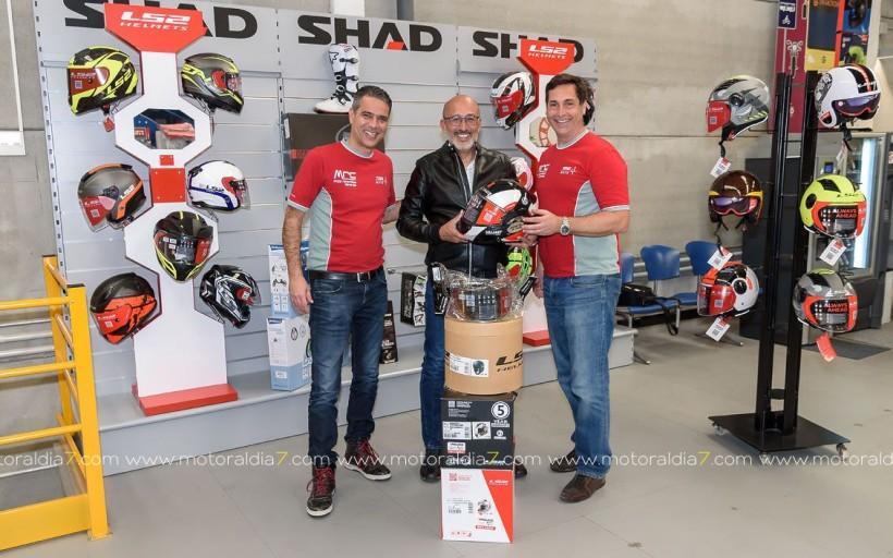 LS2 Helmets y MD7 llegan a un acuerdo comercial