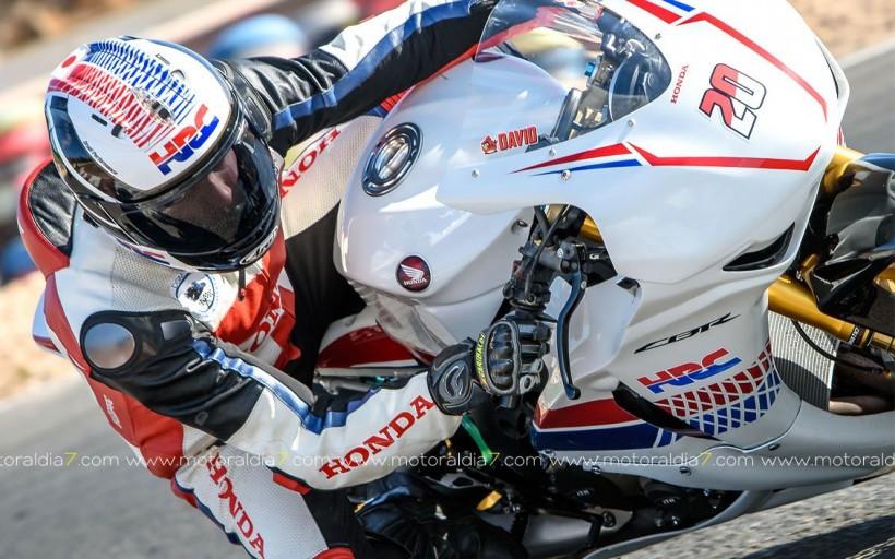 Honda Canarias celebró con éxito su Curso de Velocidad DSM