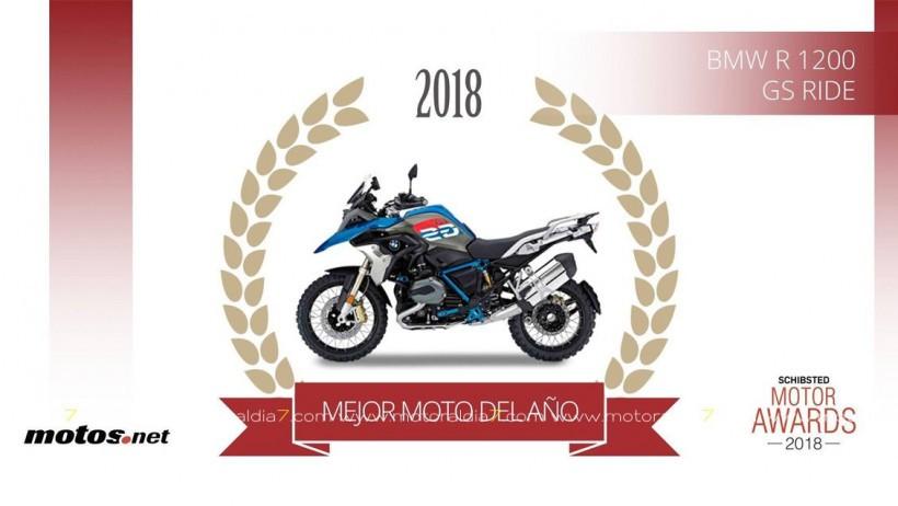 ¡La Mejor Moto del Año!