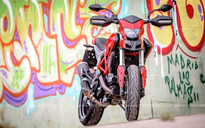 Ducati Hypermotard 939, ¡puro genio y adrenalina!