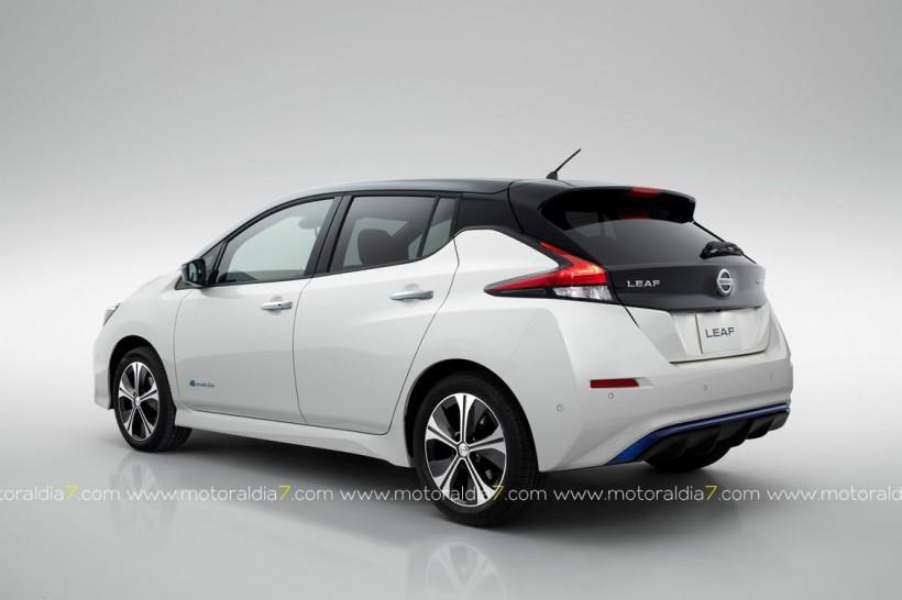 Nissan LEAF, 5 estrellas EuroNCAP