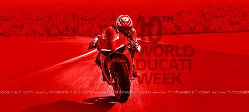 Cuenta atrás para la World Ducati Week 2018