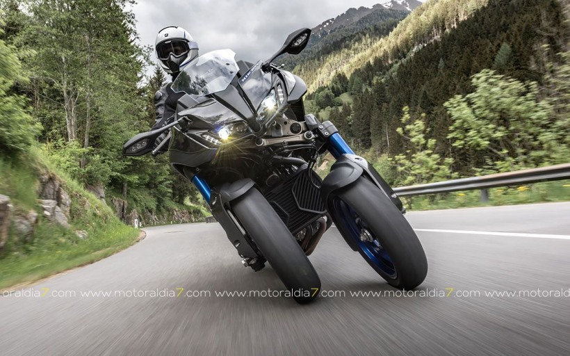 Yamaha confirma los precios y la disponibilidad de la NIKEN