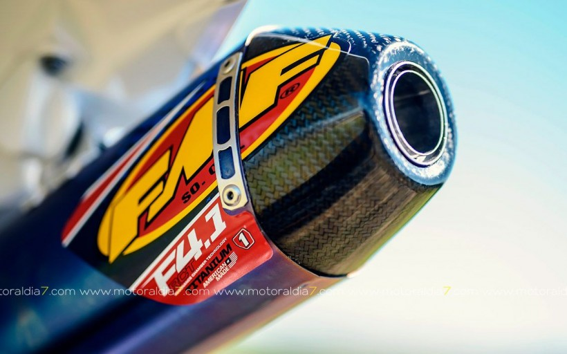 KTM y FMF Racing se asocian.