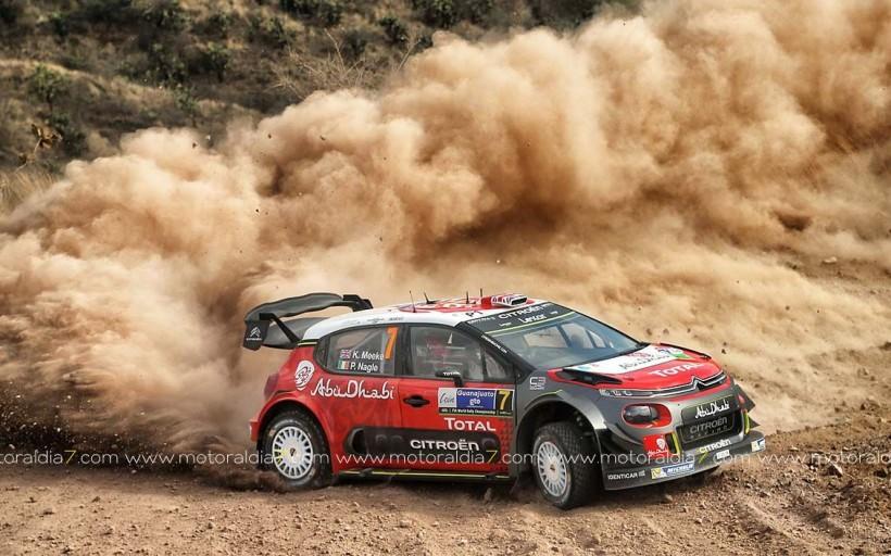El WRC se va a Argentina