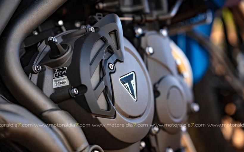 Tiger 800 XRt, más y mejor