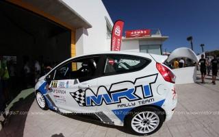 Raúl Hernández se estrena en asfalto en Canarias