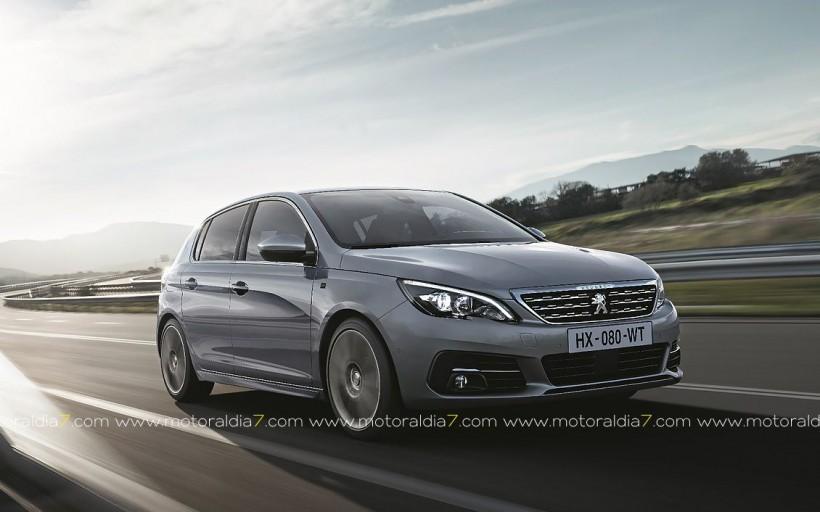 Serie especial Peugeot 308 Tech Edition