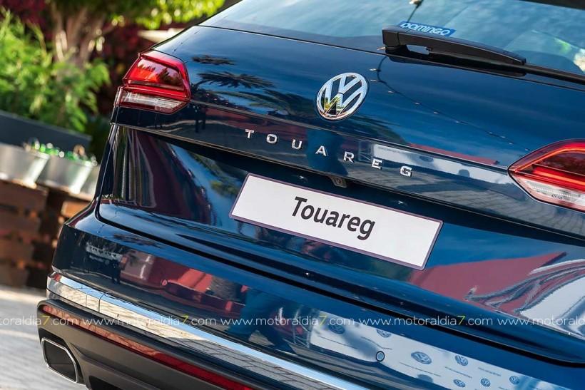El Touareg se pone al día