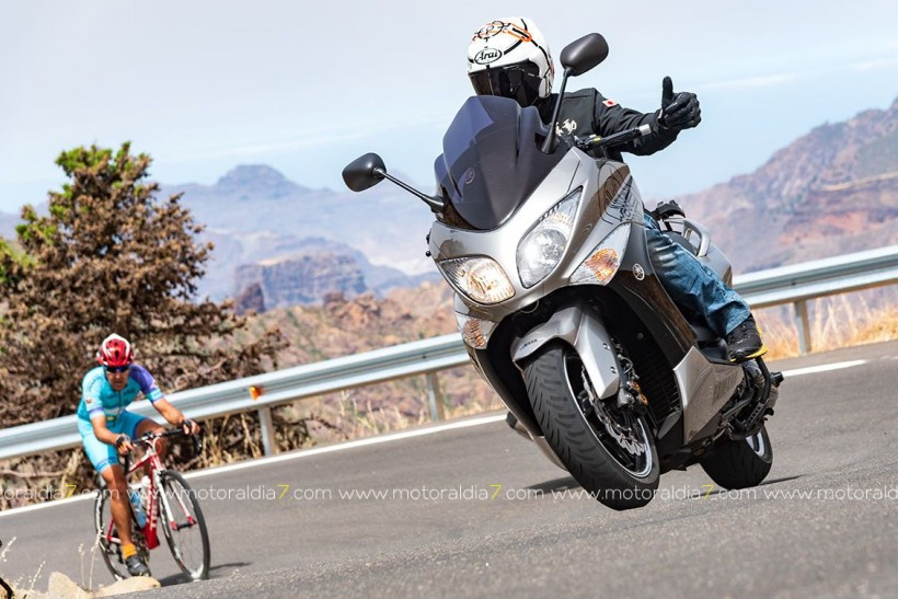 Territorio TMAX, Yamaha Flick Moto