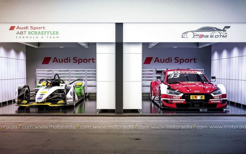 Audi: Objetivo Fórmula E y DTM