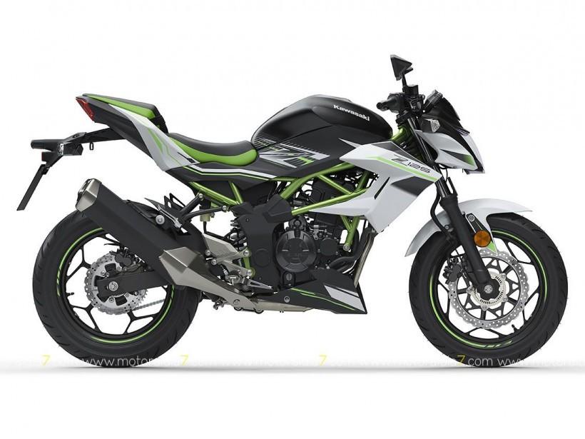 Kawasaki presenta las nuevas Ninja 125 y Z 125