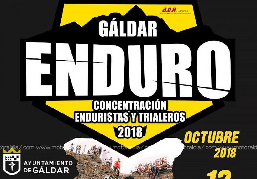 Ya hay nueva fecha para el Galdar Enduro