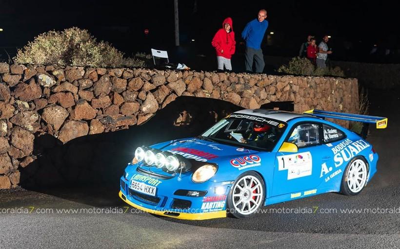III Rally Villa de Teguise (dia 1)