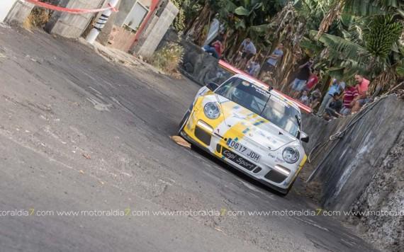 45º Rally Senderos de La Palma