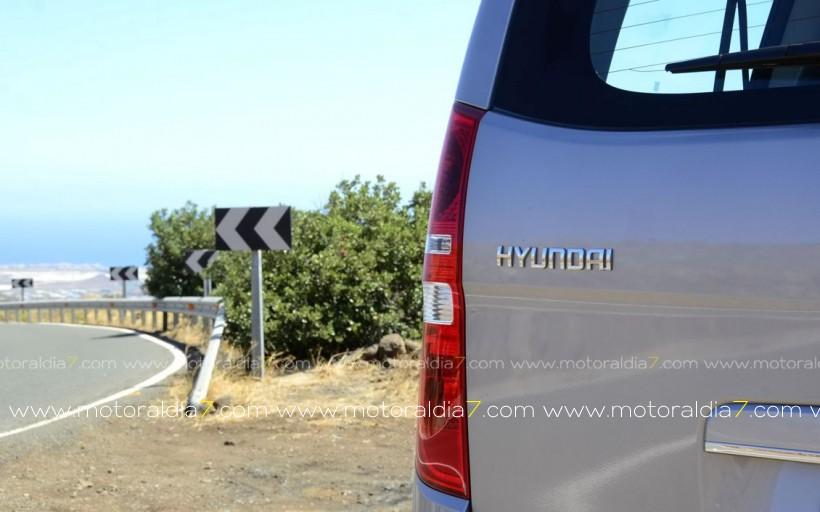 Vuelve la H1 de Hyundai