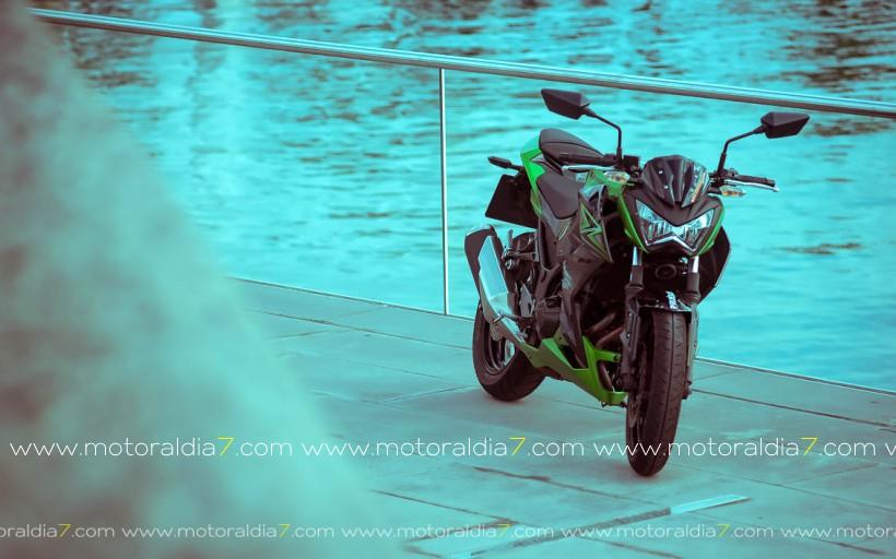 Kawasaki Z300, tu primera Naked