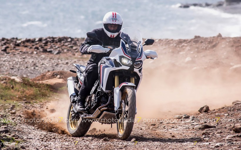 La Auténtica Trail - Honda CRF 1000L África Twin