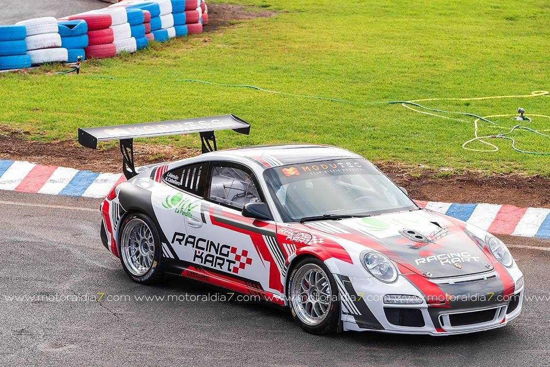 El equipo de Racing Kart Maspalomas  estarán en Fataga y San Bartolomé