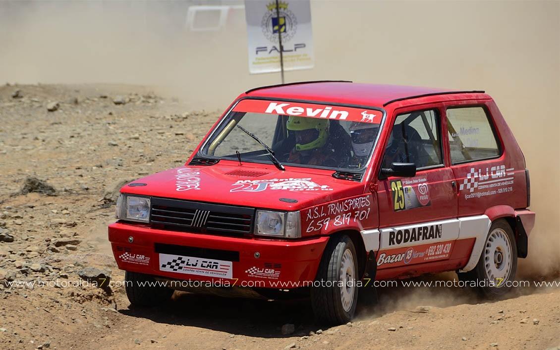 Telde acoge el Rally de Tierra de Gran Canaria