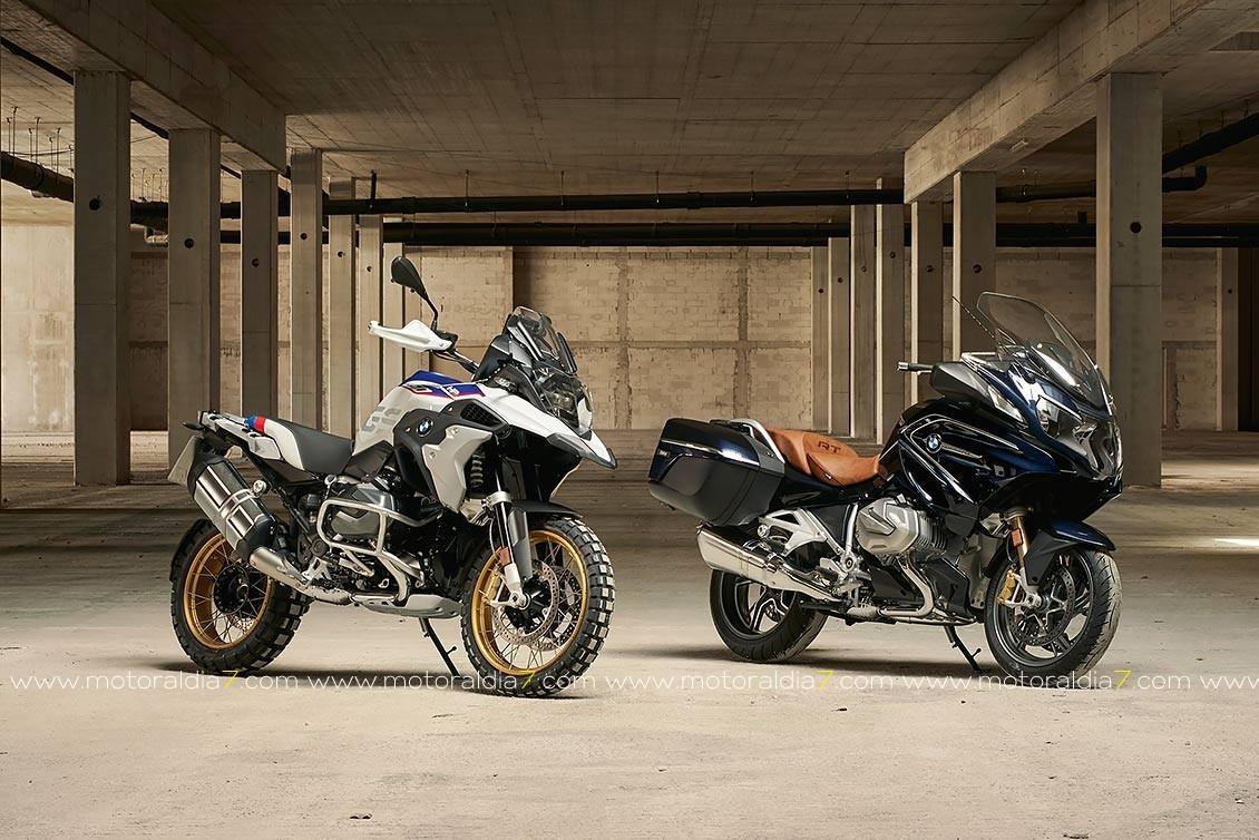 Nuevas BMWR1250GS y BMWR1250RT