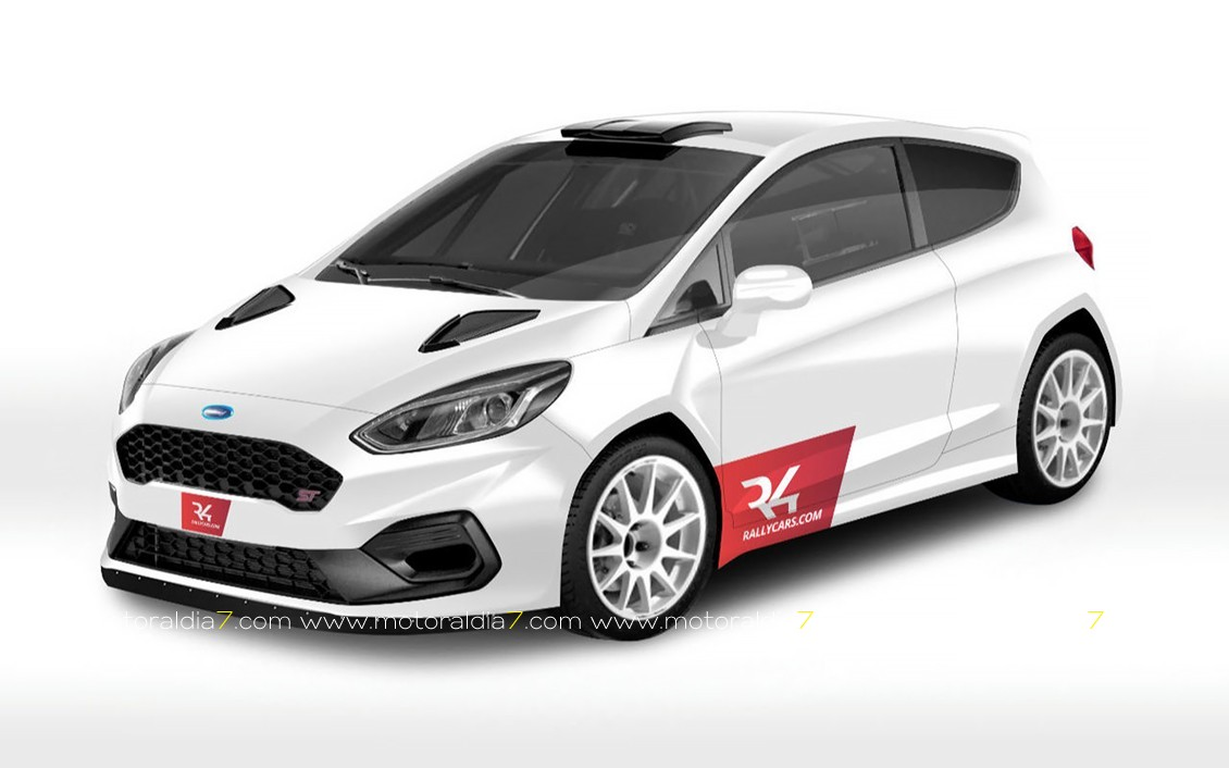 ASM Motorsport crea la división R4 Rally Car