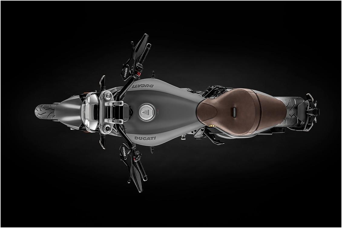 Ducati presenta un nuevo esquema de color para la XDiavel