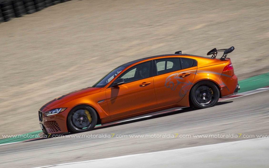 Jaguar XE SV Project 8, establece un nuevo récord