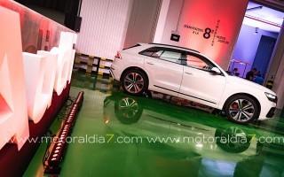 Los SUV han subido de nivel con el Audi Q8