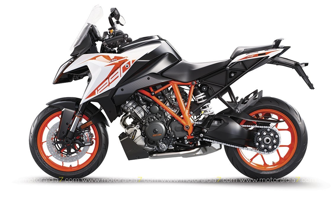 Super Duke GT Orange 90