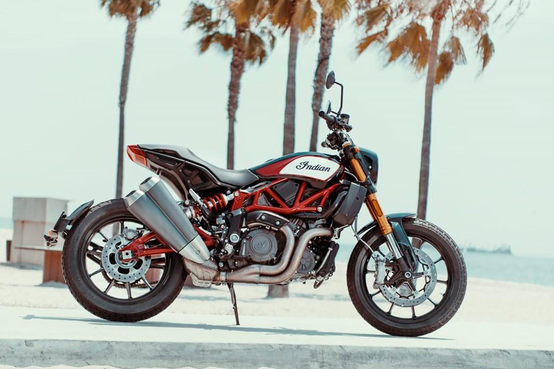 INDIAN Motorcycle presenta las esperadas FTR 1200 Y FTR 1200S