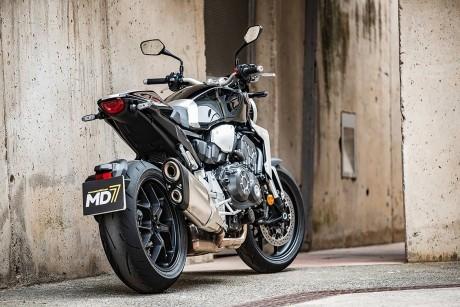 CB1000R Una nueva era Honda