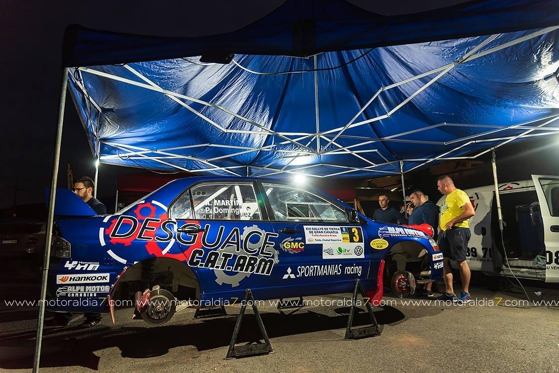 XVI Rally de Tierra de Gran Canaria