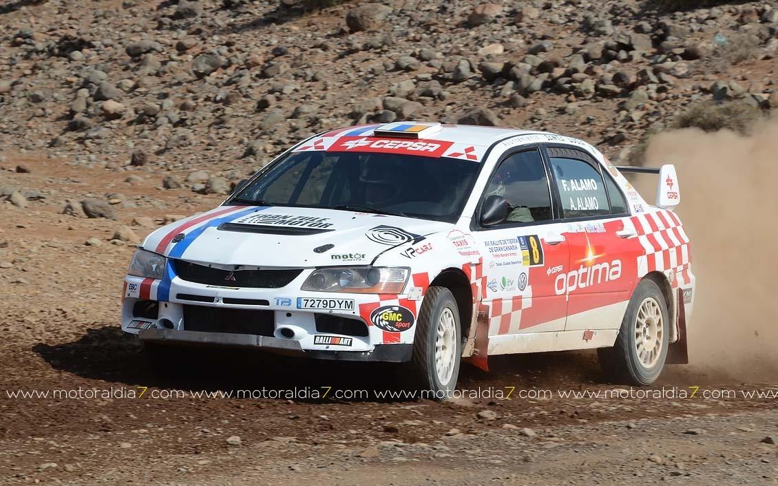 XVI Rally de Tierra de Gran Canaria (sábado)