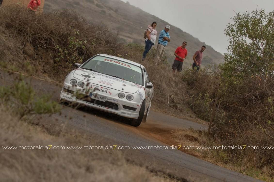 I Rallysprint Encanto Rural Puntagorda