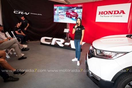 Honda CR-V, un SUV que crece