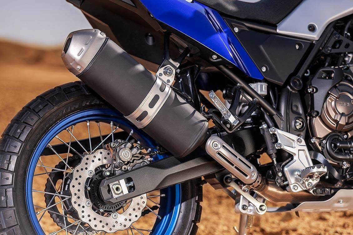 Los neumáticos Pirelli Scorpion Rally STR vienen equipados de serie