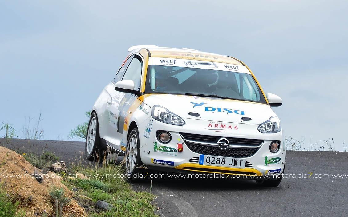 La temporada de Rallys se cierra en Lanzarote