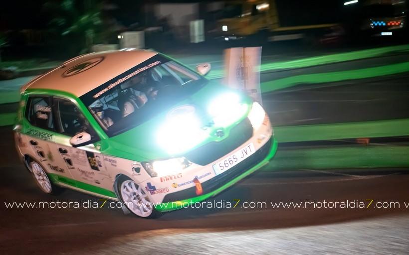 40 Rally Orvecame Isla de Lanzarote