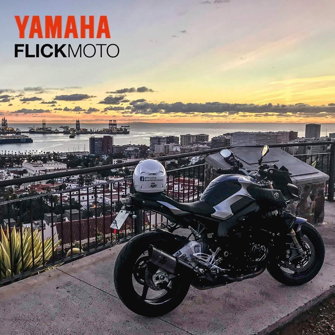 Ruta Yamaha Flick Moto 08/12/2018