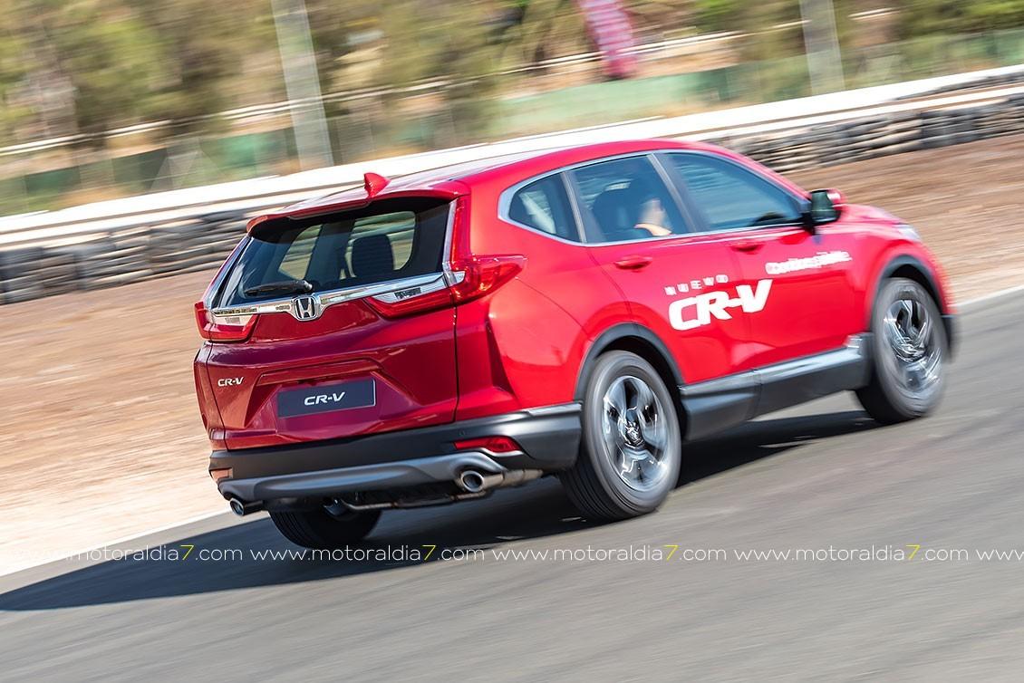 El nuevo CR-V de Honda, súper equipado de serie por 20.990 euros